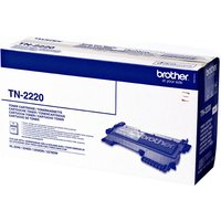BROTHER TN2220 Black Toner Cartridge, Black