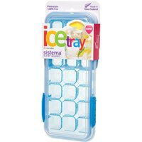 SISTEMA Large Accents Ice Tray - Blue, Blue
