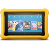 AMAZON Fire 7 Kids Edition Tablet (2017) - 16 GB, Yellow, Yellow