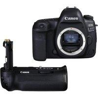 CANON EOS 5D Mark IV DSLR Camera & BG-E20 Battery Grip Bundle, Black