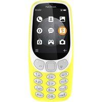 NOKIA 3310 3G - 64 MB, Yellow, Yellow