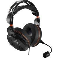 TURTLE BEACH Elite Pro Tournament 2.0 Gaming Headset - Black & Orange, Black