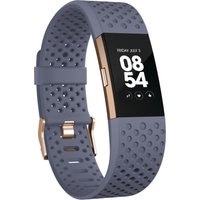 FITBIT Charge 2 - Blue, Small, Blue