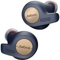 JABRA Elite 65t Wireless Bluetooth Headphones - Copper Blue, Blue