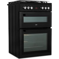 BEKO XDDF655T 60 cm Dual Fuel Cooker - Anthracite, Anthracite