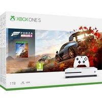 MICROSOFT Xbox One S with Forza Horizon 4