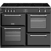 STOVES Richmond S1100Ei 110 cm Electric Induction Range Cooker - Black, Black