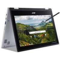 "Acer Spin 311 11.6"" 2 in 1 Chromebook - Intel Celeron N4000, 64GB eMMC, Silver,"