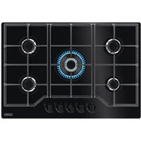 Click to view product details and reviews for Zanussi Zggn755k Gas Hob Black Black.