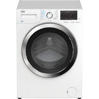 BEKO Pro Ultrafast RecycledTub WDEX854044Q0W Bluetooth 8 kg Washer Dryer - White