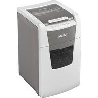 LEITZ IQ AutoFeed Office 150 P5 Micro Cut Paper Shredder.