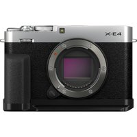 SONY X-E4 Mirrorless Camera with Accessory Kit - Silver, Silver
