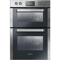 HOOVER HDO906X Electric Double Oven - Stainless steel, Stainless Steel
