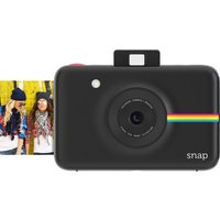 POLAROID Snap Instant Camera - Black, Black