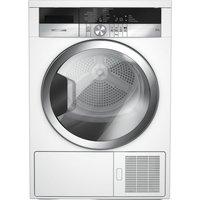 GRUNDIG GTN38110GCW Condenser Tumble Dryer - White, White