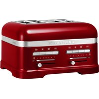 Buy KITCHENAID Artisan 5KMT4205BCA 4-Slice Toaster - Red, Red - Currys