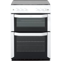 BELLING FSG60DOP Gas Cooker - White, White