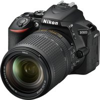 NIKON D5600 DSLR Camera with DX 18-140 mm f/3.5-5.6G ED VR Lens