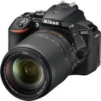 Nikon D5600 Kit with AF-S DX NIKKOR 18-140mm f/3.5-5.6G ED VR Lenses Digital SLR Camera
