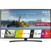 49 LG 49UJ634V Smart 4K Ultra HD HDR LED TV
