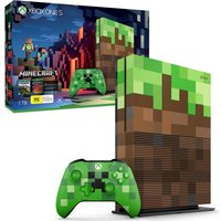 MICROSOFT Xbox One S Minecraft Limited Edition