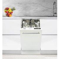 LOGIK LID45W18 Slimline Fully Integrated Dishwasher