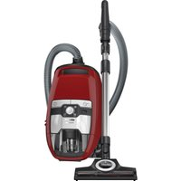 Miele Blizzard Cx1 Cat & Dog Powerline Cylinder Bagless Vacuum Cleaner - Red, Red