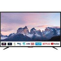 "40"" Sharp 4T-C40BJ5KF2FB  Smart 4K Ultra HD HDR LED TV"