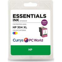 ESSENTIALS HP 304 XL Tri-colour Ink Cartridge.