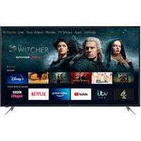 "65"" JVC LT-65CF890 Fire TV Edition Smart 4K Ultra HD HDR LED TV with Amazon Alexa"