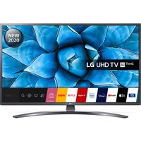 "50"" LG 50UN74006LB Smart 4K Ultra HD HDR LED TV with Google Assistant & Amazon Alexa"
