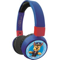 LEXIBOOK HPBT010PA Wireless Bluetooth Kids Headphones - Paw Patrol.