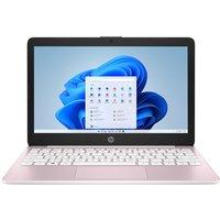 "HP Stream 11-ak0514sa 11.6"" Laptop - Intel®Celeron, 64 GB eMMC, Pink, Pink"