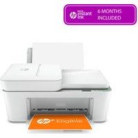 HP HP DeskJet 4122e All-in-One Wireless Inkjet Printer with HP Plus