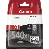 CANON PG-540 XL Black Ink Cartridge, Black