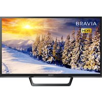 "32""  Sony BRAVIA KDL32WE613BU HDR LED TV, Silver"