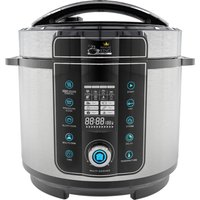 PRESSURE KING Pro Digital Pressure & Multi-Cooker - Chrome
