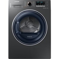SAMSUNG DV90M50003X/EU 9 kg Heat Pump Tumble Dryer - Graphite, Graphite
