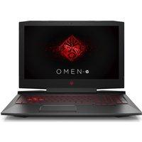HP OMEN 15-ce054na 15.6 Gaming Laptop - Black, Black