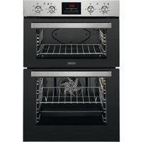 ZANUSSI ZOD35611XE Electric Double Oven - Stainless Steel, Stainless Steel