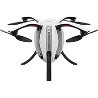 POWERVISION PEG10 PowerEgg Digital Cam Drone with Maestro Remote Controller - White, White