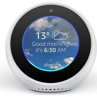 AMAZON Echo Spot - White, White