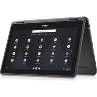 "Dell Inspiron 3181 11.6"" Intel Celeron 2 in 1 Chromebook - 64 GB eMMC, Grey, Grey"