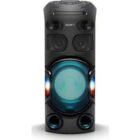 Sony Mhc-v42d Bluetooth Megasound Party Speaker - Black, Black