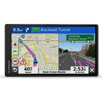 "GARMIN DriveSmart 65 6.95"" Sat Nav - Full Europe Maps, Red"