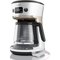Mostra Easy Measure Filter Coffee Machine VCF115 - Silver, Silver