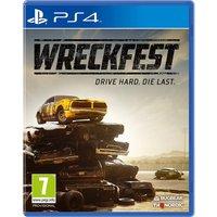 PS4 Wreckfest.