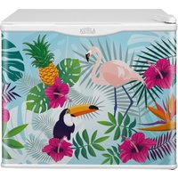KCLRF17-2002 Mini Fridge - Tropical