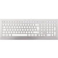 CHERRY Strait 3.0 Mac Keyboard - Silver, Silver