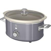 SWAN Retro SF17021 Slow Cooker - Green, Green